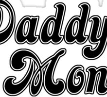 Daddy's Lil Monster shirt – Suicide Squad, Harley Quinn Sticker