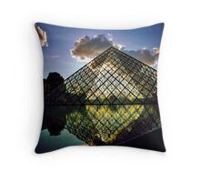 Paris 303 Throw Pillow