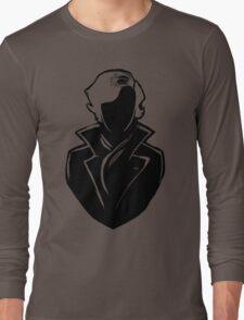 Sherlock Silhouette (Black) T-Shirt