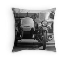 sidecar Throw Pillow