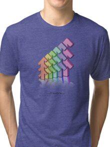 Shubie Rainbow Forest Tri-blend T-Shirt