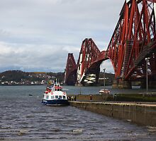 Maid of the Forth by Tom Gomez
