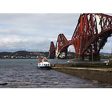 Maid of the Forth Photographic Print