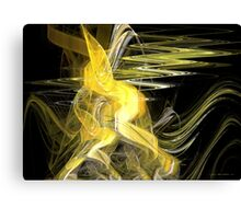 Let`s Dance Canvas Print