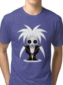 SKULL WARRIOR Tri-blend T-Shirt