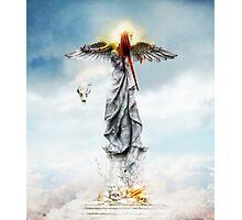Angel of Mercy Photographic Print