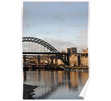 Tyne Bridge.  Poster