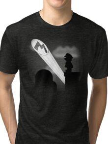 The Plumber Signal Tri-blend T-Shirt