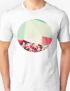 Poppy Field Tris Unisex T-Shirt