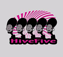 Beehive hairstyle - Hive Five by TsipiLevin