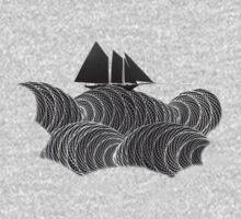The Ancient Sea Kids Tee