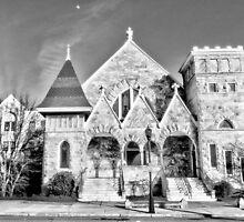 First Baptist Church, Marietta, Georgia by Scott Mitchell