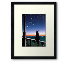 Virgo at Dawn's Light Framed Print