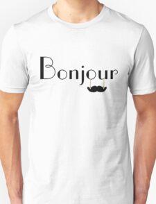 Bonjour Unisex T-Shirt