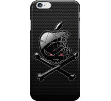 iPHONE APPLE SKULL2 iPhone Case/Skin