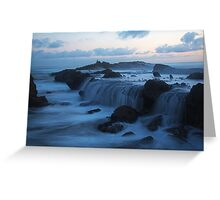Tide pool, Laguna Beach Greeting Card