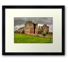 Blencowe Hall Framed Print