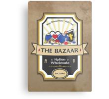 The Bazaar - Zelda Metal Print