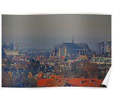 Hooglandse Kerk Poster
