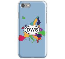 DwS Euro Edition iPhone Case/Skin