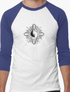 Balamb Garden Seed Academy Men's Baseball ¾ T-Shirt