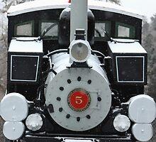 Train 5 by Anita Schuler