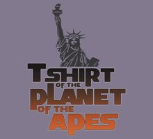 T-Shirt Of The Planet Of The Apes by ideedido