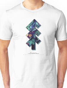 The Tree of Shubie Autumn Aqua Unisex T-Shirt