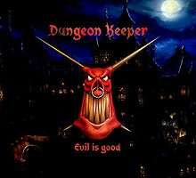 Dungeon Keeper  by J. Danion