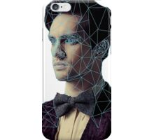 Polygon Portrait of Brendon Urie iPhone Case/Skin