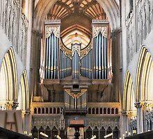 Wells Cathedral by cjsphoto
