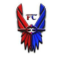 Classic FC Logo Photographic Print