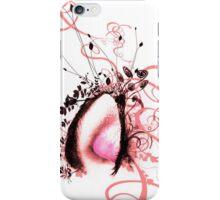 dreaming eye iPhone Case/Skin
