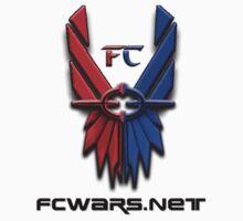 Classic FC Logo w/ Site URL by FCRevolutions