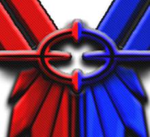Classic FC Logo w/ Site URL Sticker
