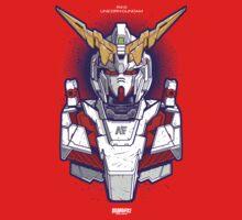 Unicorn Gundam by Snapnfit