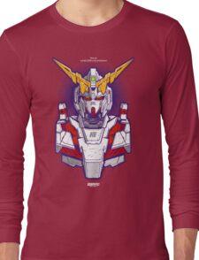 Unicorn Gundam Long Sleeve T-Shirt