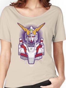 Unicorn Gundam Women's Relaxed Fit T-Shirt