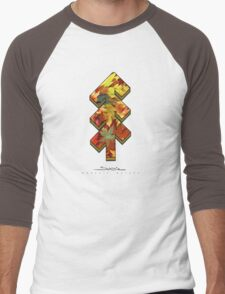 The Tree of Shubie Autumn Men's Baseball ¾ T-Shirt