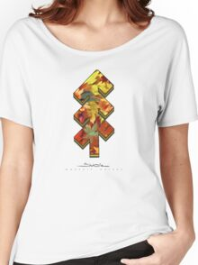 The Tree of Shubie Autumn Women's Relaxed Fit T-Shirt