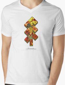 The Tree of Shubie Autumn Mens V-Neck T-Shirt