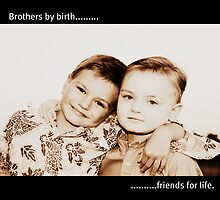 Brothers By Birth by DebbieCHayes