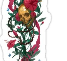 Chloe's tattoo  Sticker