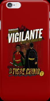 Greendale's Nocturnal Vigilante (red) by huckblade