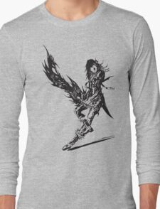Caius Ballad - FFXIII-2 Long Sleeve T-Shirt
