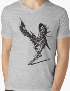 Caius Ballad - FFXIII-2 Mens V-Neck T-Shirt