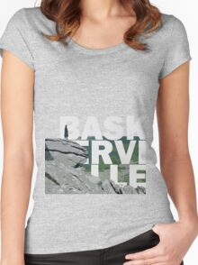 The Hound of the Baskerville Women's Fitted Scoop T-Shirt