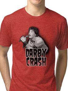 Darby Crash Tri-blend T-Shirt