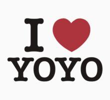 I Love YOYO by candacing