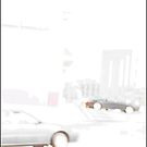 Two Cars Facing feb 13 by Tim Ruane
